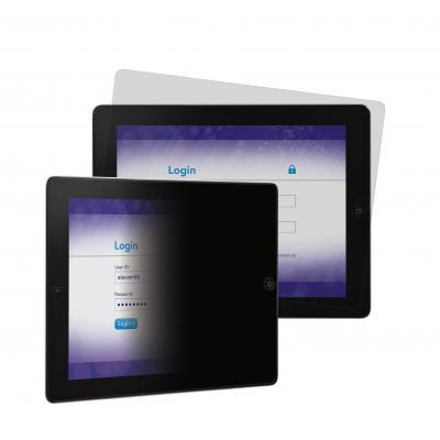3m screen protector: Privacyscreenprotector voor Apple iPad 2/3/4 liggend