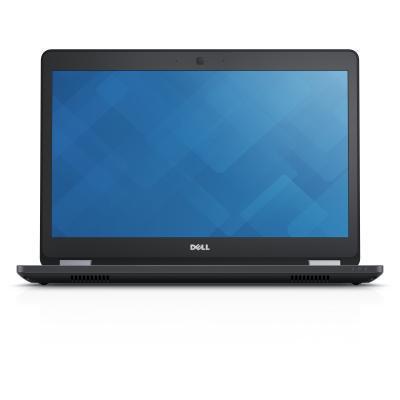Dell laptop: Latitude E5470  - Core i5 - 8GB RAM - 128GB - Zwart