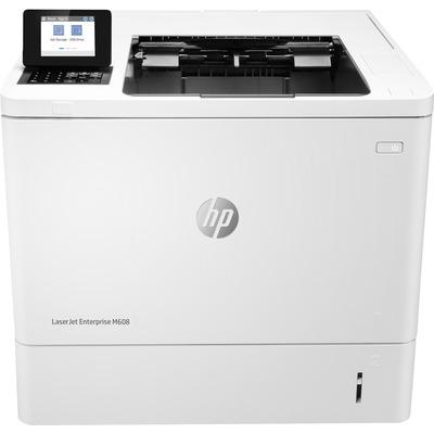 HP LaserJet M608n Laserprinter - Zwart