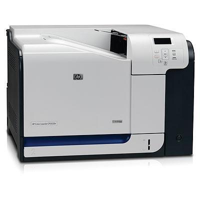 HP Color LaserJet CP3525n Printer laserprinter