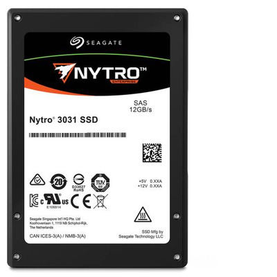 Seagate XS7680SE70004 solid-state drives