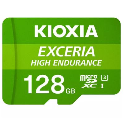 Kioxia Exceria High Endurance Flashgeheugen - Groen, Wit