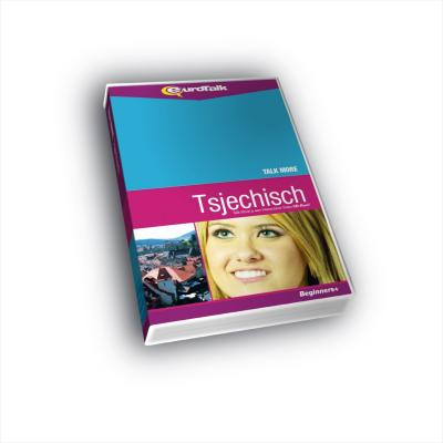 Eurotalk educatieve software: Talk More, Leer Tsjechisch (Beginner)