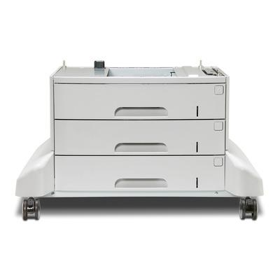 HP LaserJet MFP 3x500 Sheet Tray with Cabinet Papierlade