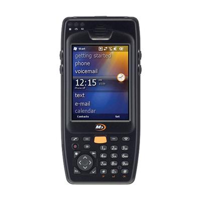 "M3 Mobile OX10 – 1G, 3.5"", VGA LCD, 512MB RAM, 4GB ROM, 802.11a/b/g/n, Bluetooth, UHF ETSI RFID, 5MP, 5600ER ....."