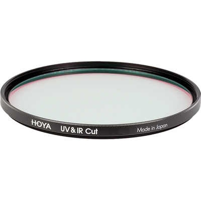 Hoya camera filter: UV-IR Cut 77mm - Zwart