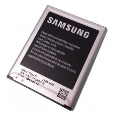 Samsung mobile phone spare part: Galaxy S3, 2100mAh - Zwart
