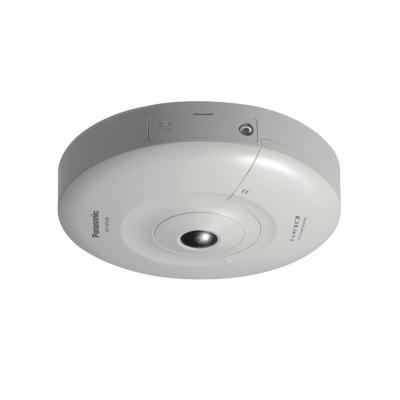 Panasonic WV-SF438, IP, H.264 / JPEG, SDXC/SDHC/SD Beveiligingscamera - Wit