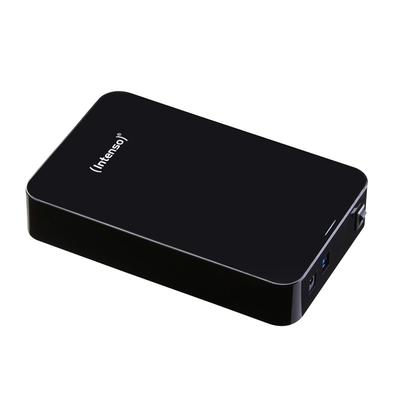"Intenso 3.5"" Memory Center USB 3.0 Externe harde schijf - Zwart"