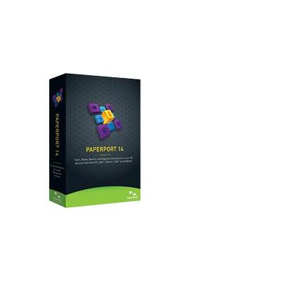 Nuance document management software: PaperPort 14, Win, FR