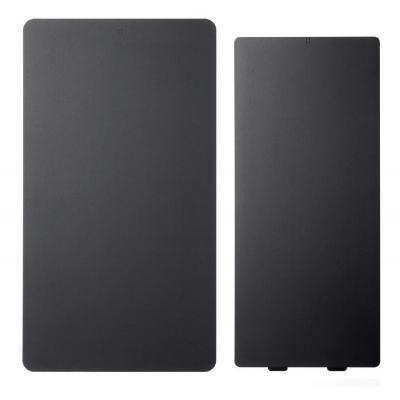 Corsair Computerkast onderdeel: Obsidian Series 550D top and side panel covers - Zwart