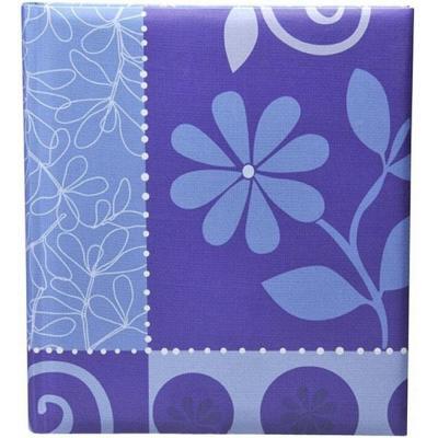 Henzo album: Flower Festival - Blauw