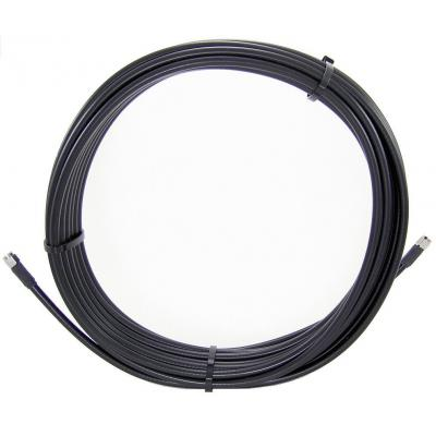 Cisco coax kabel: 30-ft (9.14m) Ultra Low Loss LMR 600 Cable with N Connectors