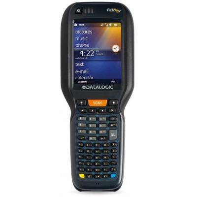 Datalogic PDA: Falcon X3 - Zwart, Alphanumeric