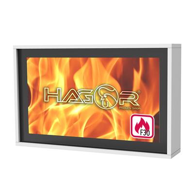 Hagor HAG-BR-30 TV standaard - Wit