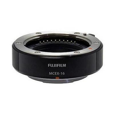 Fujifilm 16mm X-Mount system Macro Extension Tube Lens adapter - Zwart