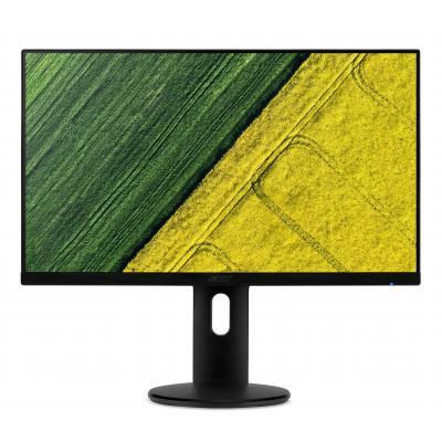 Acer monitor: ET241Ybi - Zwart