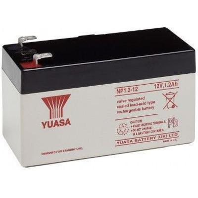 CoreParts MBXLDAD-BA006 UPS batterij - Zwart,Zilver