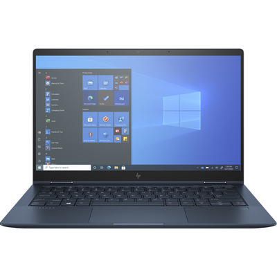 "HP Elite Dragonfly G2 13,3"" FHD Touch i7 16GB RAM 256GB SSD Laptop - Blauw"