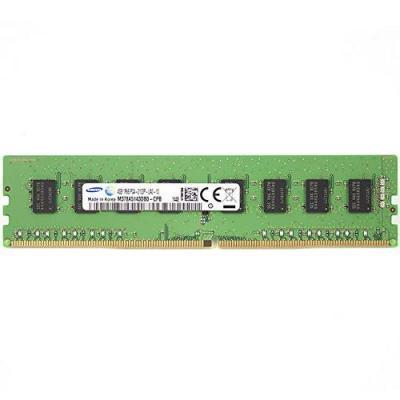 Samsung RAM-geheugen: 4GB DDR4