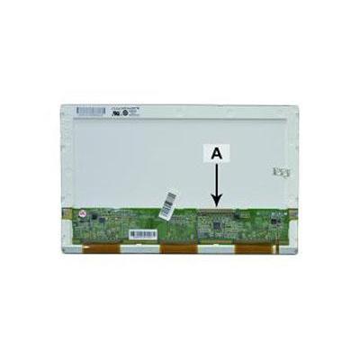 2-power notebook reserve-onderdeel: 10.2 WSVGA 1024x600 CCFL1 Matte Samsung NC10 - Zwart