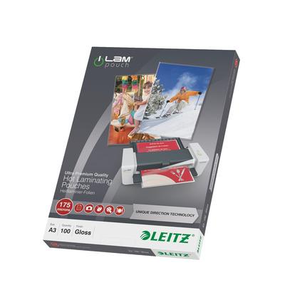 Leitz iLAM UDT Laminatorhoes - Transparant