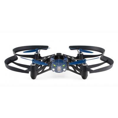 Parrot drones: AIRBORNE NIGHT MINIDRONE MCCLANE- BLAUW