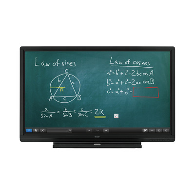 Sharp PN-60SC5 Interactieve schoolborden & toebehoren - Zwart
