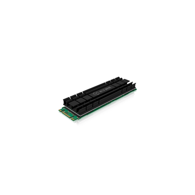ICY BOX IB-M2HS-701 Hardware koeling - Zwart