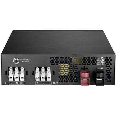 PowerWalker Inverter 3000 PSW UPS - Zwart