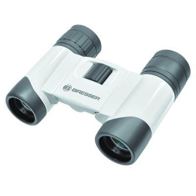Bresser optics verrrekijker: Eventos 6x18 - Zwart, Wit