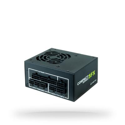 Chieftec CSN-650C Power supply unit - Zwart