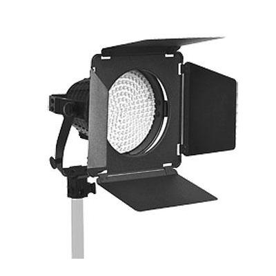 Walimex fotostudie-flits eenheid: Pro Led Spotlight XL + Baarndoors