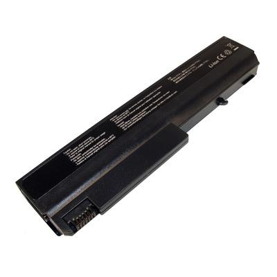 V7 Replacement Battery for selected Hewlett-Packard Notebooks Notebook reserve-onderdeel - Zwart