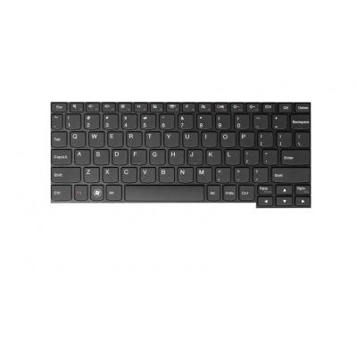 Lenovo notebook reserve-onderdeel: Keyboard for IdeaPad S200/S206 - Zwart