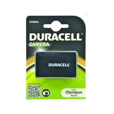 Duracell batterij: 7.4V 1000mAh - Zwart