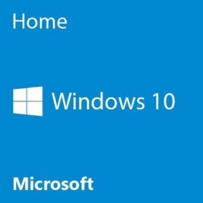 Microsoft Besturingssysteem: Windows 10 Home 64Bit, OEM, GGK, UK