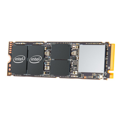 Intel SSD: 760p - Zwart