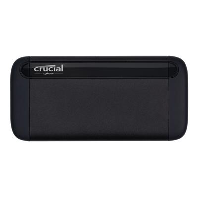 Crucial X8 - Zwart