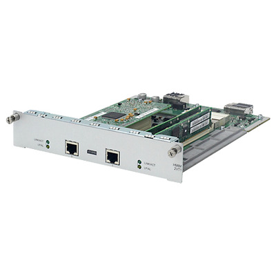 Hewlett Packard Enterprise MSR 2-port T1 Voice HMIM Voice network module