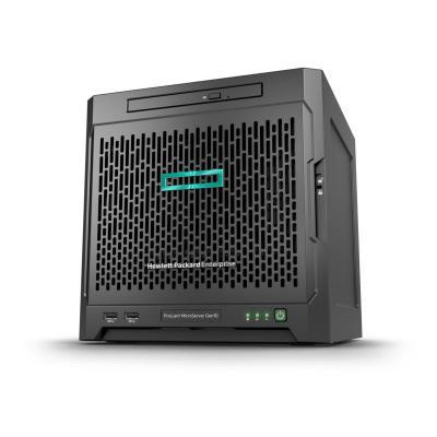Hewlett Packard Enterprise server: ProLiant MicroServer Gen10 bundle