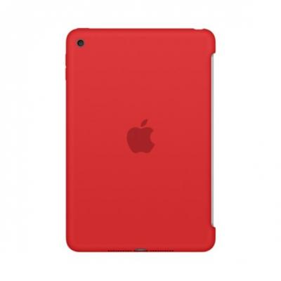 Apple tablet case: iPad mini 4 Silicone Case - Rood