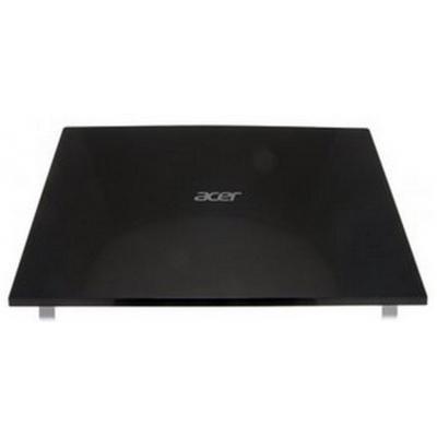 Acer notebook reserve-onderdeel: LCD Cover - Zwart