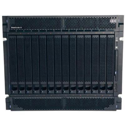 Ibm BladeCenter H rack - Zwart