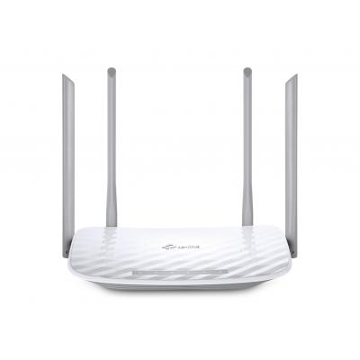 Tp-link wireless router: AC1200 - Zwart