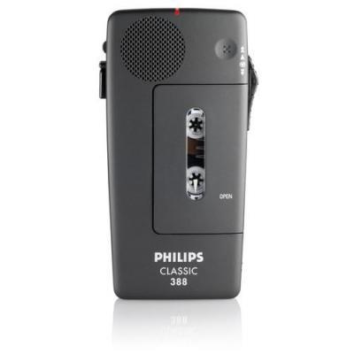 Philips voice recorder: Pocket Memo Classic 388 - Zwart