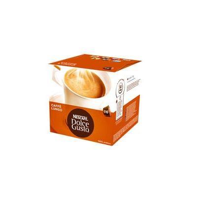 Nescafé koffie: Dolce Gusto Caffe Lungo