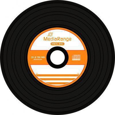 Mediarange CD: CD-R 700MB