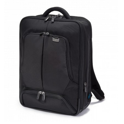 Dicota Backpack PRO 12-14.1, Nylon Rugzak - Zwart
