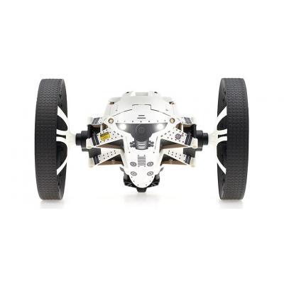 Parrot drones: Jumping Night Minidrone Buzz - Zwart, Wit